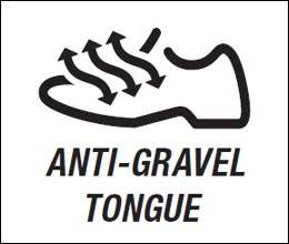 Anti Gravel Tongue (Анти-грязевый язычок)
